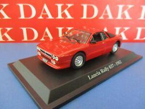 Die cast 1/43 Modellino Auto Lancia 037 Rally ( Stradale ) 1982