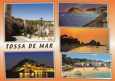 Alte Postkarte - Tossa de Mar