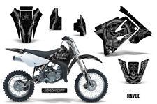 Decal Graphic Kit Sticker Wrap For Suzuki RM85 RM 85 2002-2016 Dirt Bike HAVOC S