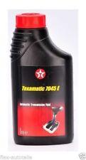 Texamatic STEERING GEAR OIL HYDRAULIC ATF III G Red Ford Mercedes Man Volvo BMW