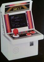 Retro Spielekonsole - 240 Spiele - Spielecomputer Automat - Arcade Machine