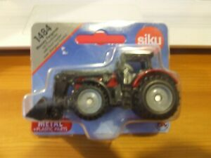 SIKU 1484 Massey Ferguson Tractor with Front Loader. 1:87, BNIB
