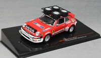 IXO Porsche 911 SC Group 4 1980 Monte Carlo Rally Service Car RAC274X 1/43 NEW