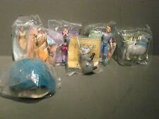 1995 BURGER KING POCAHONTAS COMPLETE SET OF 8 NEW NEVER OPENED