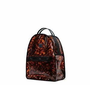NEW Herschel Tortoise Translucent Limited Edition Backpack Bag Large
