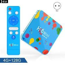 H96 Mini H6 4GB+128GB Android 9.0 TV Box Allwinner H6 Quad Core 6K H.265 Wifi HD