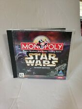 Monopoly Star Wars PC CD-ROM Edition 1997