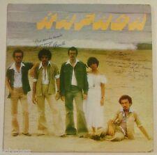 RAFAGA / RAFAEL PICORELLI / LP RECORD / NUEVA TROVA PUERTO RICO / SIGNED / RARE
