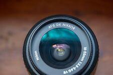 Nikon AF-S DX Nikkor 18-55mm VR - USA Seller