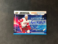 2019-20 UPPER DECK CREDENTIALS RYAN KUFFNER ROOKIE SCIENCE AUTO #RS-31