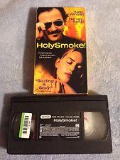 Holy Smoke! (1999) - VHS Video Tape - Drama - Kate Winslet - Harvey Keitel