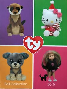 TY PRODUCTS   TY Catalog   2010
