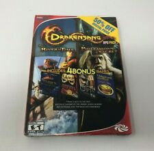 3 NEW PC Drakensang Complete RPG Saga: Dark Eye+River Of Time+Phileassons Secret