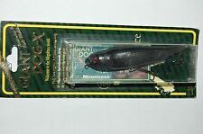 """megabass giant dog-x biwako night 1/2oz 3.85"""" bass walking topwater lure"""