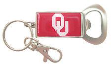 University of Oklahoma Sooners NCAA Bottle Opener Key Chain