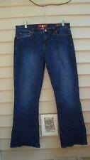 Lucky Brand Sofia Boot Cut Medium Wash Jeans Strech Sz 12/31 Ankle