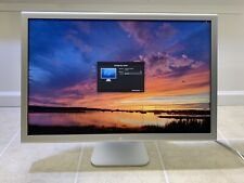 Apple Cinema HD Display 30 with Dual Link DVI Adapter