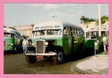 Malta Transport ~ Y0783: Casha-bodied Bedford QL - Valletta Bus Station 1991