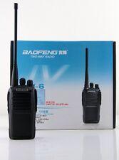 BAOFENG UV-6 VHF/UHF Dual Band Two Way Radio  Ham Portable Walkie Talkies