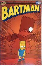 Bartman (1993) #4 VF+ (8.5) Amazing Spider-Man #50 cover swipe Simpsons Bongo