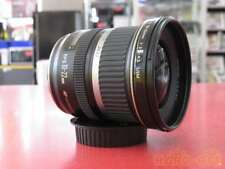 CANON EF - S 10 - 22 MM F - 3.5 - 1.5 USM wide - angle zoom lens