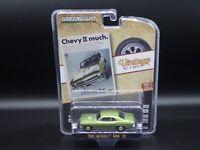 GREENLIGHT 1968 CHEVROLET NOVA SS VINTAGE AD CARS SERIES 3 1:64