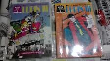 LUPIN III - 1 - 2 -  Mitico Star Comics - MONKEY PUNCH