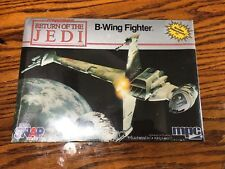 1983 Sealed MPC Star Wars Return of the Jedi B-Wing Fighter. Model# 1-1974.