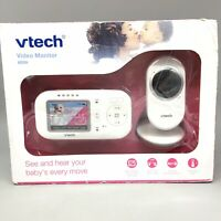 "VTech VM320 2.4"" Video Baby Monitor Full-Color Automatic & Night Vision - H30"