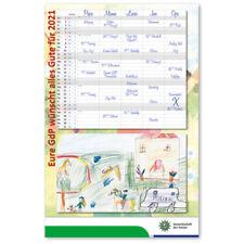 Polizei Kalender Familienkalender 2021 PLUS1 IPA Aufkleber ~ LIEFERUNG 10/2021 !