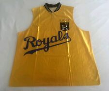 New XL Kansas City Royals MLB Turn Ahead The Clock TATC Vintage Replica Jersey