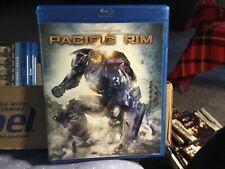 Pacific Rim Blue Ray & DvD Movie