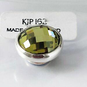 NEW* KAMELEON Dark Peridot Sterling Silver JewelPop KJP162
