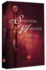 Spiritual Warfare Bible : Modern English Version, Hardcover by Charisma House...