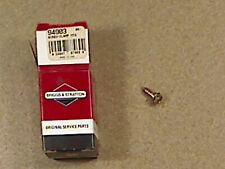 New Old Stock Briggs & Stratton Screw - Clamp MTG 94903* US Seller