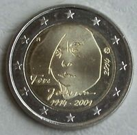 2 Euro Finnland 2014 Tove Jansson unz.