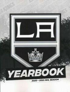 LOS ANGELES KINGS NHL YEARBOOK 2020-2021  20-21 BRAND NEW