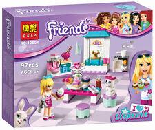 NEW Friends Series Stephanie's Friendship Cakes Model Building Block Bricks Toy