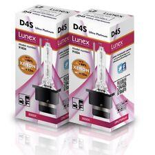 2 X L D4S originale auto Xenon lampadine di ricambio per GE Philips Osram 8000K Set