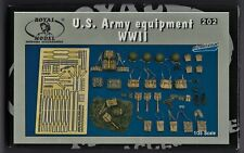 ROYAL MODEL 202 - U.S. ARMY EQUIPMENT WWII - 1/35 RESIN KIT