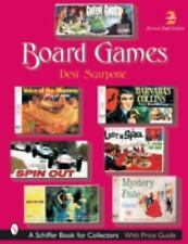 Board Games  2nd edition, revised with 1,529 color photographs