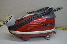 TriStar CXL Red Canister Vacuum w/Hepa Filter Body Only Works Great