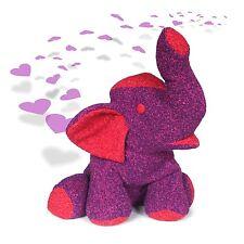 BRETZ KISSEN großer Elefant rosa-lila NEU POLSTER riesiges Kuscheltier für Sofa