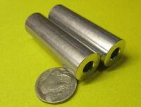 "8 pcs NO.10 Screw 5//16/"" OD x .192/"" ID x 1//4/"" Length Zinc Plate Steel Spacer"
