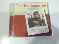 Charles Aznavour French Legends From 40´s and 50´s Hits 2003 Portugal CD Nuevo