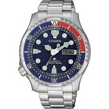 Citizen Promaster Diver Men's Automatic Watch - NY0086-83L NEW