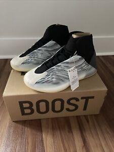adidas Yeezy White YZY BSKTBL BASKETBALL QNTM Size 11 FZ4362