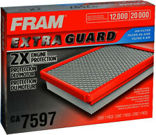 Air Filter-Rigid Panel Fram CA7597