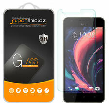 3X Supershieldz HTC Desire 10 Lifestyle Tempered Glass Screen Protector Saver