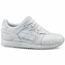 Chaussures blanches ASICS pour homme, pointure 46